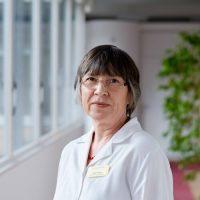 Porträt von Edith Böttger